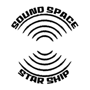 Logo Sound Space Star Ship